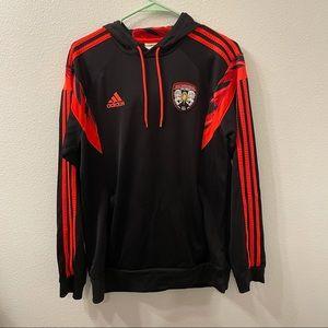 Adidas FC America Orlando pullover hoodie black M